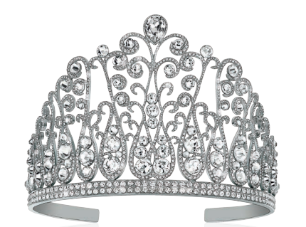 D couvrez la couronne de miss france 2014 monde de miss - Couronne princesse dessin ...