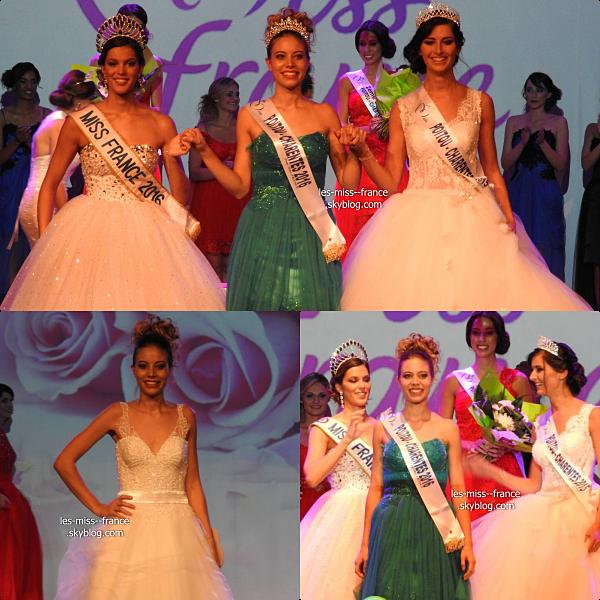 Miss Poitou-Charentes 2016 est Magdal�ne Chollet