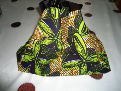 petit sac de plage en tissu africain blog de valcreations. Black Bedroom Furniture Sets. Home Design Ideas
