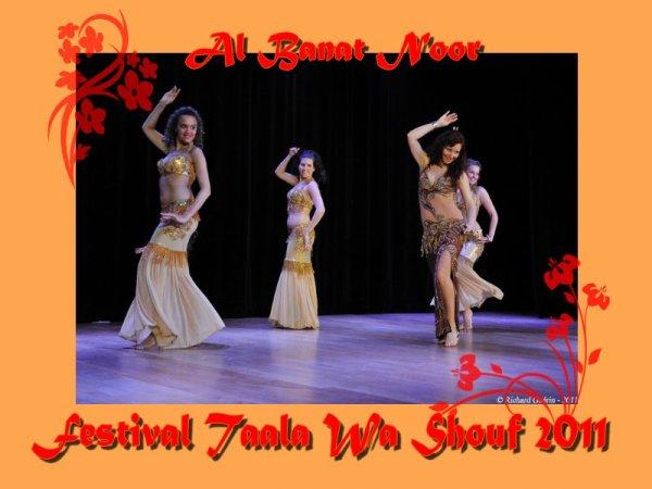 ALB TAALA WA SHOUFF 2011
