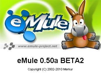 Télécharger eMule ( gratuit )