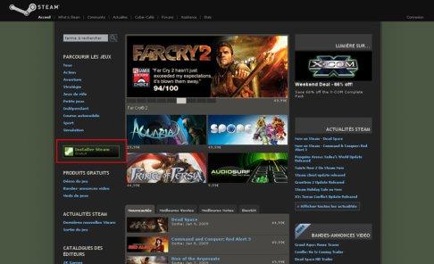 l► Téléchargement de Steam 2010 (60 / 1218) ( gratuit )