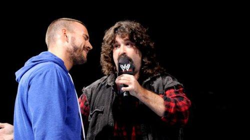 Mick Foley d�fend CM Punk pour son d�part !