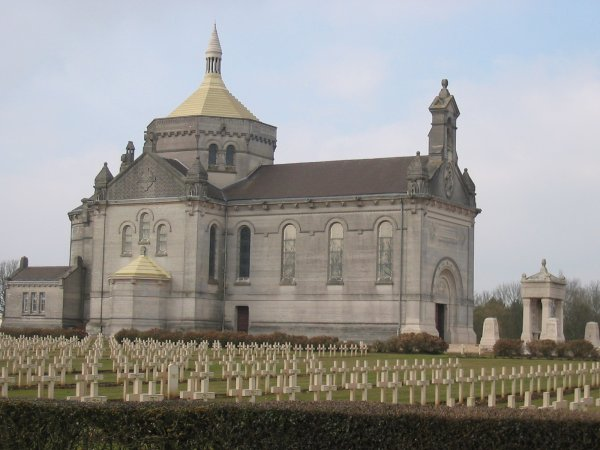 PREAMBULE: necropole de notre dame de lorette