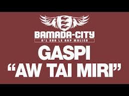 GASPI-Aw Tai Mirii (2012)