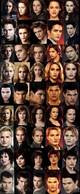 Dans quel film pr�f�rez vous les personnages?