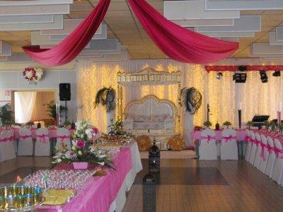 D coration de salle orientale theme les milles et une - Decoration mariage mille et une nuit ...