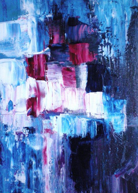 Articles de art et passion tagg s tableaux l 39 huile la pei - Peinture a l huile abstraite ...