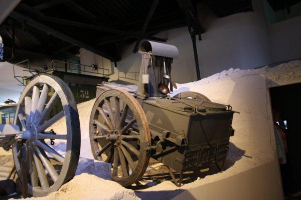 133: Visite au Mus�e de la Grande Guerre du Pays de Meaux: