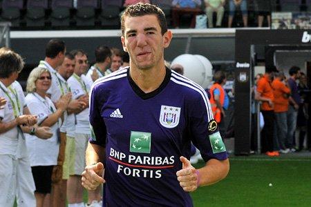 Anderlecht : Heylen prolonge
