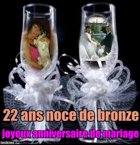 L noce de bronze l i love you pilou - 8 ans de mariage noce de ...