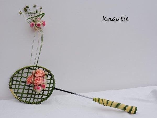 Ma participation � la revue de l'atelier floral