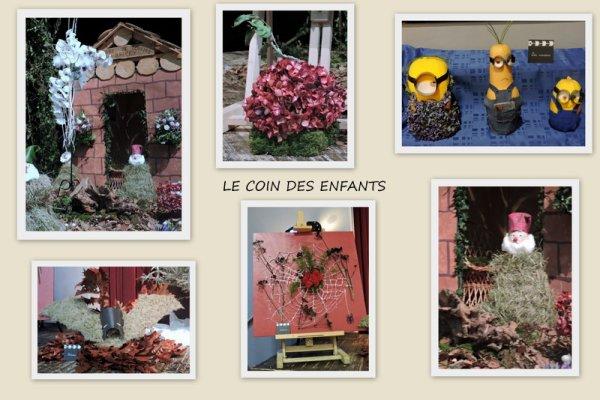 Photos de l'exposition de Br�cey...suite