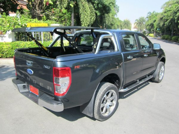couvre benne multipositions ford ranger 2012 double cabine. Black Bedroom Furniture Sets. Home Design Ideas