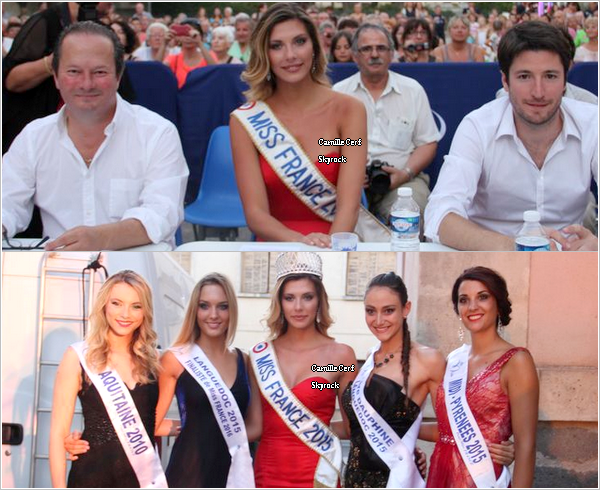 08/07/16 : Miss Marseillan - Miss Beaucaire - Miss Vias