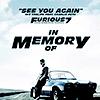 Wiz Khalifa feat Charlie Puth - See You Again