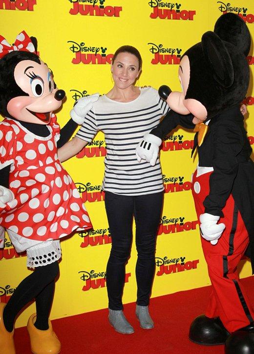 At the Disney Junior Launch Event