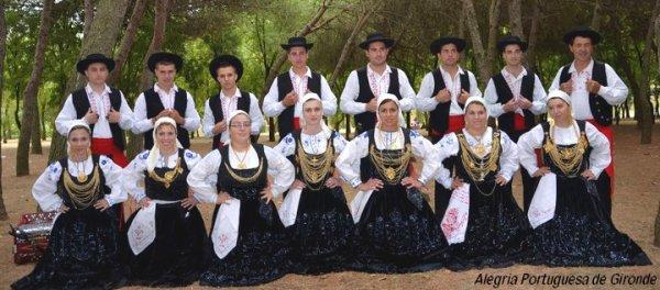 ● Alegria Portuguesa de Gironde  ●