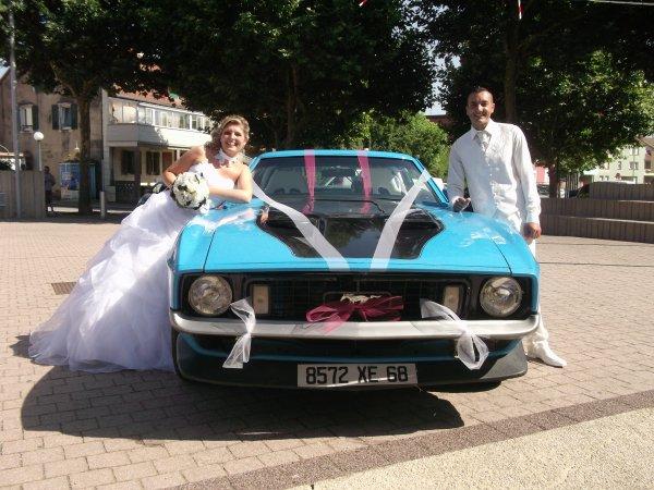 Mariage Marine et Boulie . . .