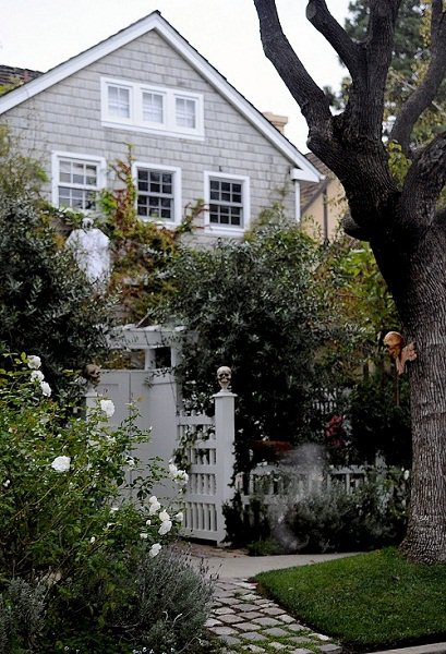 La maison de simon d cor e pour halloween blog de simon for Bakers maison australia