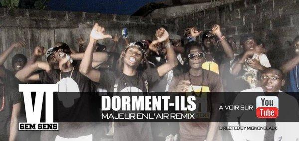 @6emsensmusik / DORMENT-ILS (MAJEUR EN L'AIR REMIX) (2015)