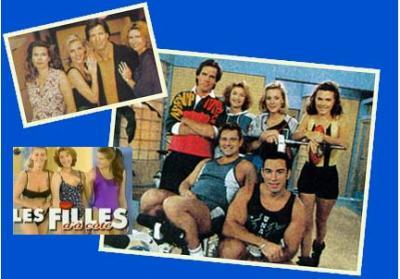 Les Filles d'� c�t� (1993-1996)