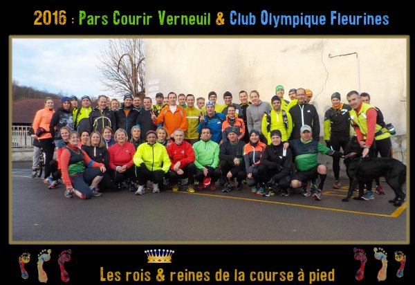 Footing Pars Courir Verneuil ....