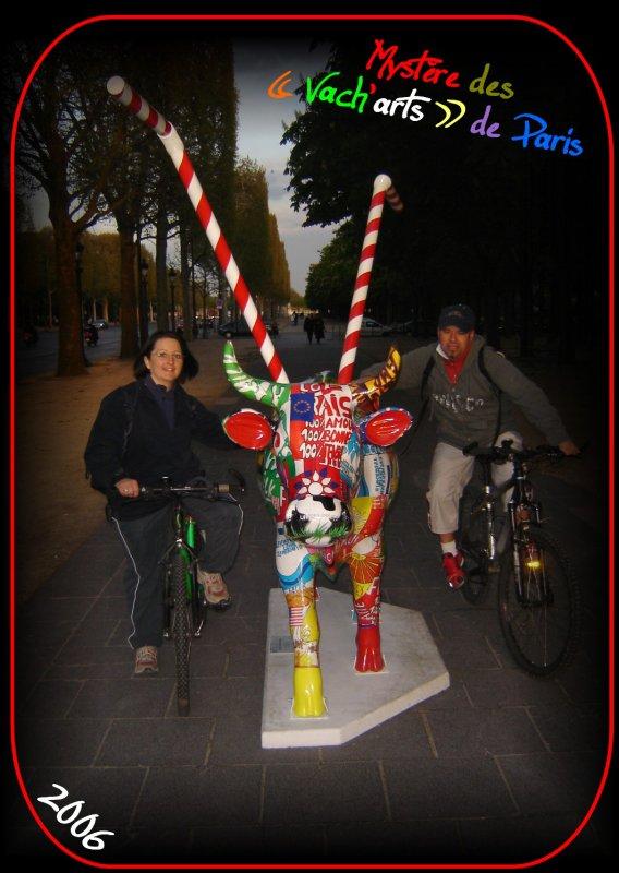 Myst�re des � Vach'art � de Paris : 10 ans apr�s …