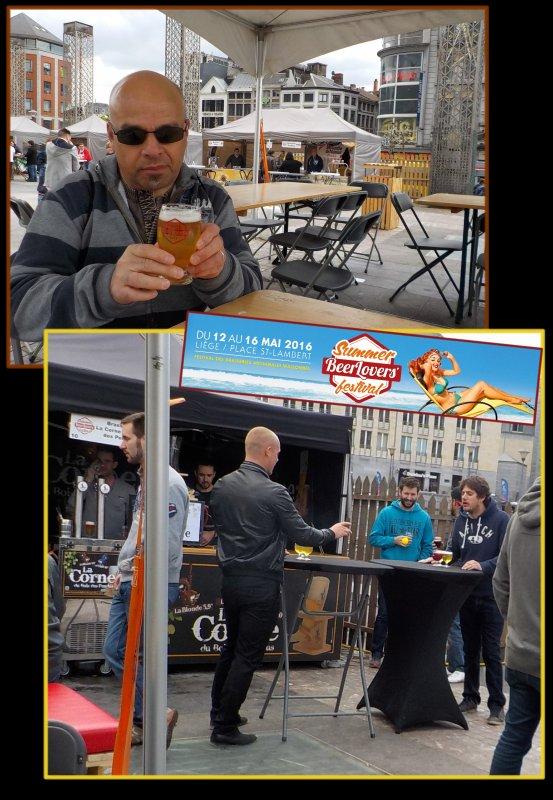 Beer Lover's Marathon de Li�ge 2016 : le SAMEDI
