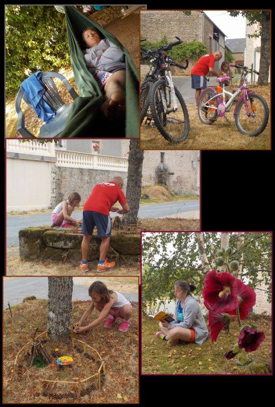 Vacances 2016 : le Limousin : Du 30 juillet au 31 juillet !