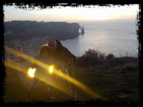 Week-end en Normandie sur la Côtes d'Albâtre ...suite et fin ...