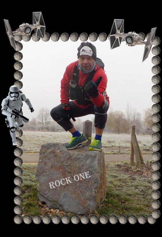 Footing Rock One …