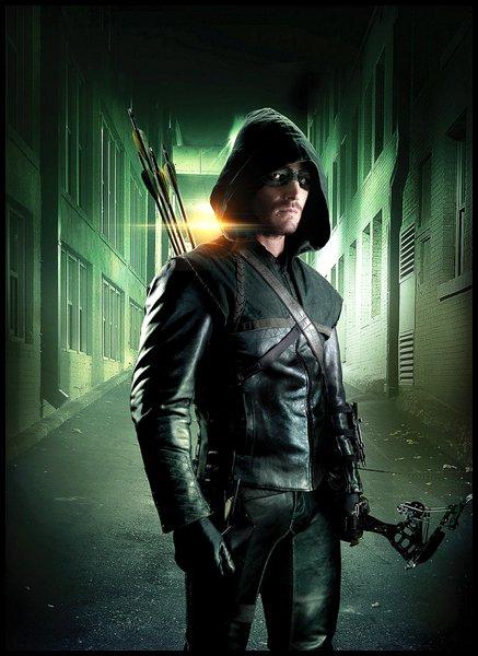 Bienvenue sur le blog de la série Arrow