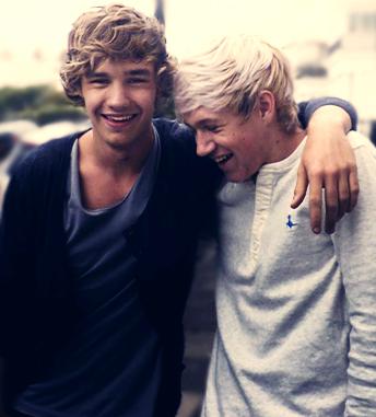 Liam Payne & Niall Horan