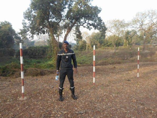 A la fronti�re Mali-S�n�gal
