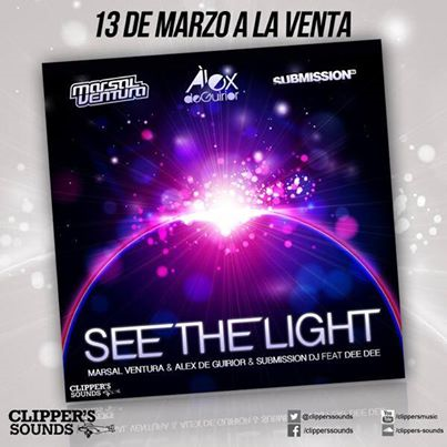 See The Light (Remixes) - EP / Marsal Ventura & �lex De Guirior & Submission DJ Feat. Dee Dee - See The Light (Happy Bounce Remix) (2014)