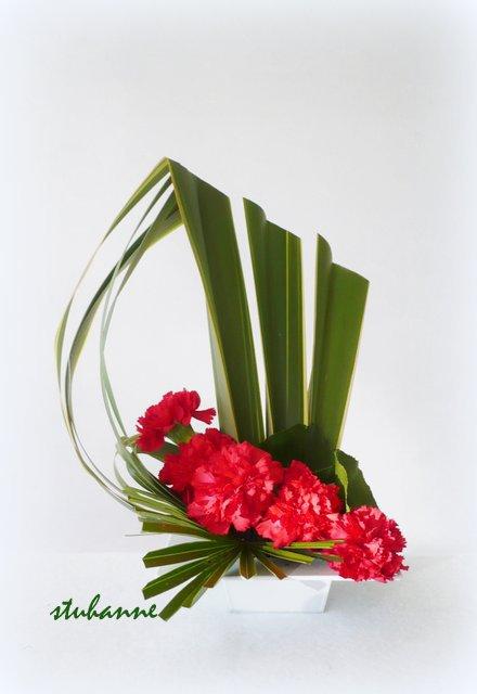 eventail art floral bouquets et compositions florales de. Black Bedroom Furniture Sets. Home Design Ideas