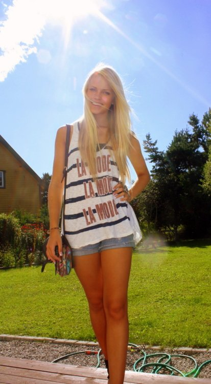 Summer style of emilie!