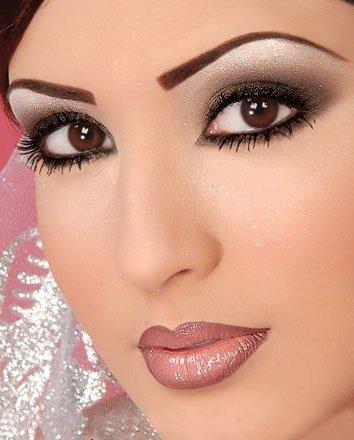 Maquillage yeux marrons fonces peau mate - Maquillage yeux marrons peau mate ...