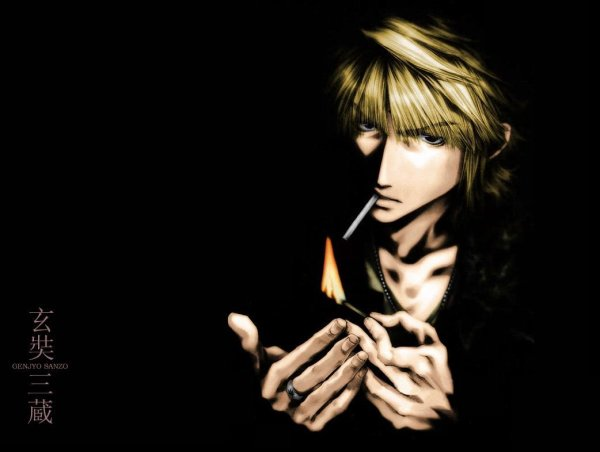 Pourquoi ai-je autant d'image de Saiyuki