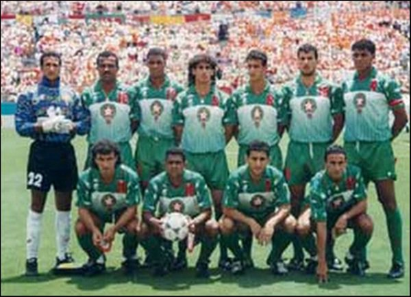 1994 FIFA World Cup Group F