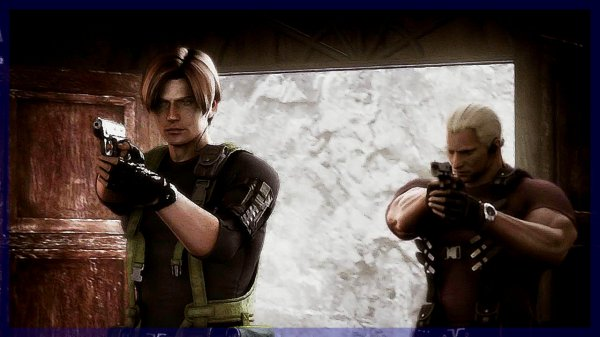 Chronique n° 2 : Resident Evil Chronicles HD