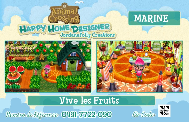 Articles de jordanafolly creations tagg s animal crossing for 7 11 happy home designer