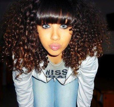 Style de coiffure swag