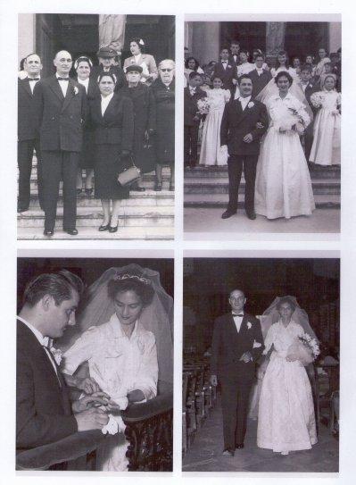 la boulangerie prise 6 mois apr�s notre mariage dans la Dr�me tenue 31 ans,Mon p�re moi .mon �poux,nos parents, nos grands m�res en juin 1958 � la Seyne S/Mer.sauf une DCD.dommage!