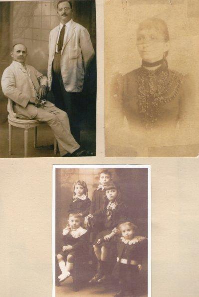voici le père de ma grand mère paternelle Jean-Baptiste Davier né le 11-11-1860 à Perosa Argentina Italie.DC vers 1944 OU 1945 à Alexandrie.