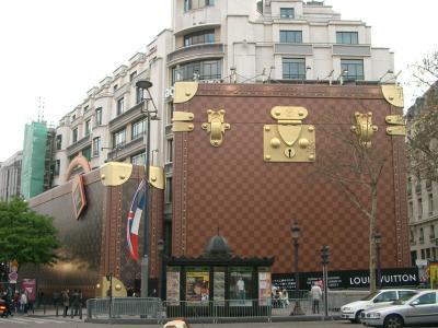 Louis Vuitton Paris