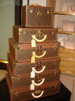 Louis Vuitton Bagage