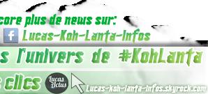 Ta source Koh-Lanta est Blog Star ! Merci ♥