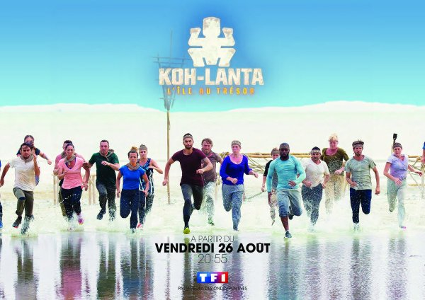 #OFFICIEL: Koh-Lanta de retour le 26 aout avant le lancement de Secret Story 10 !